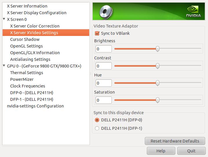 Vertical Sync and Ubuntu 10 10 – vilimblog